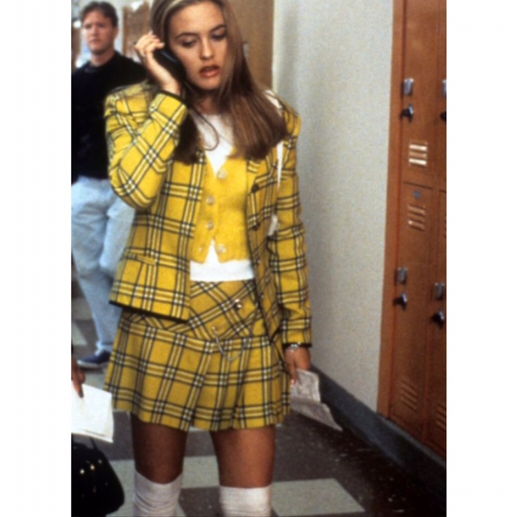 Clueless outfit! Cher Horowitz costume! Only worn , Depop