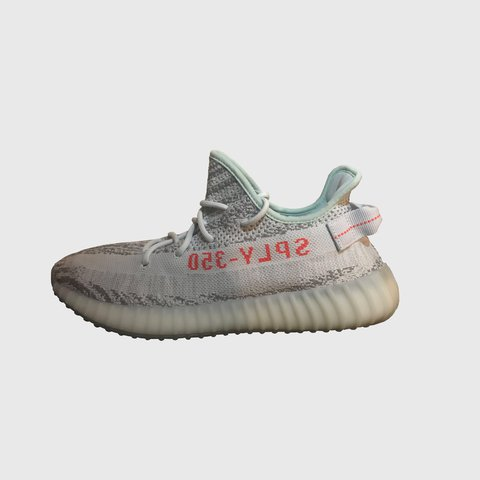 ad43909ff5f34 Yeezy Boost 350 v2 Blue Tint Deadstock 10 10 mint condition - Depop