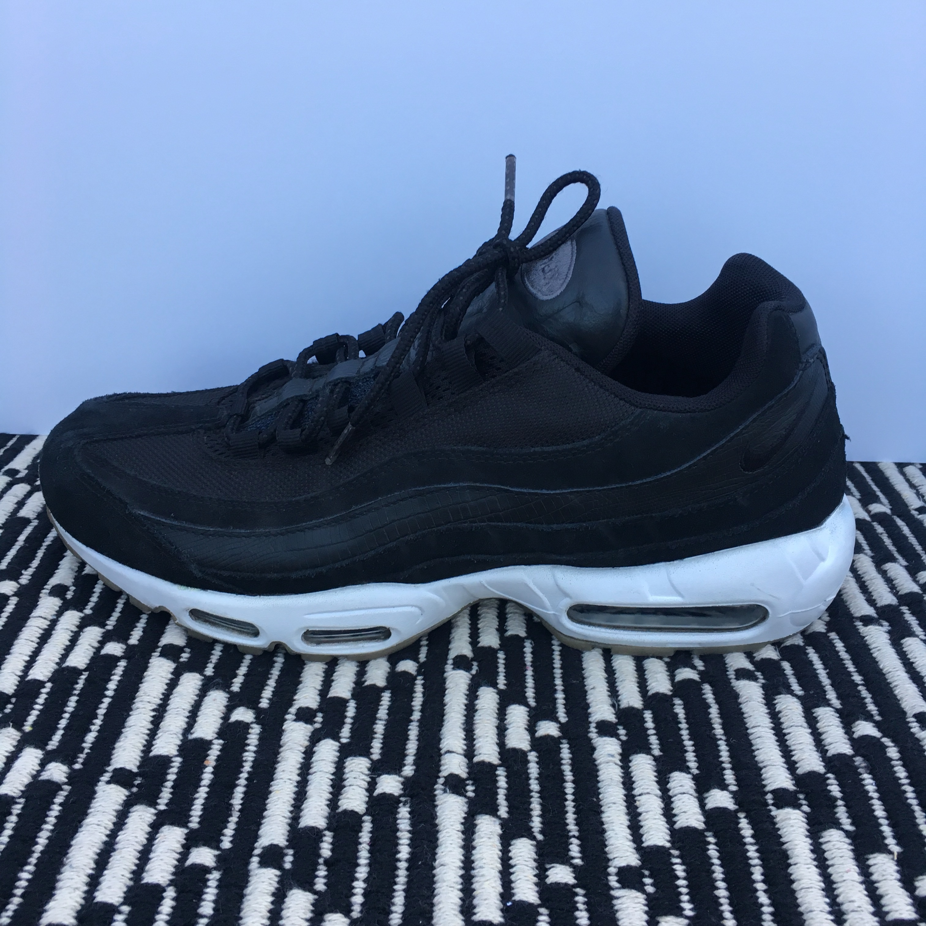 sélection premium 1960c a6ad6 Nike Air Max 95 Release Year: 2017 Mens Size:... - Depop