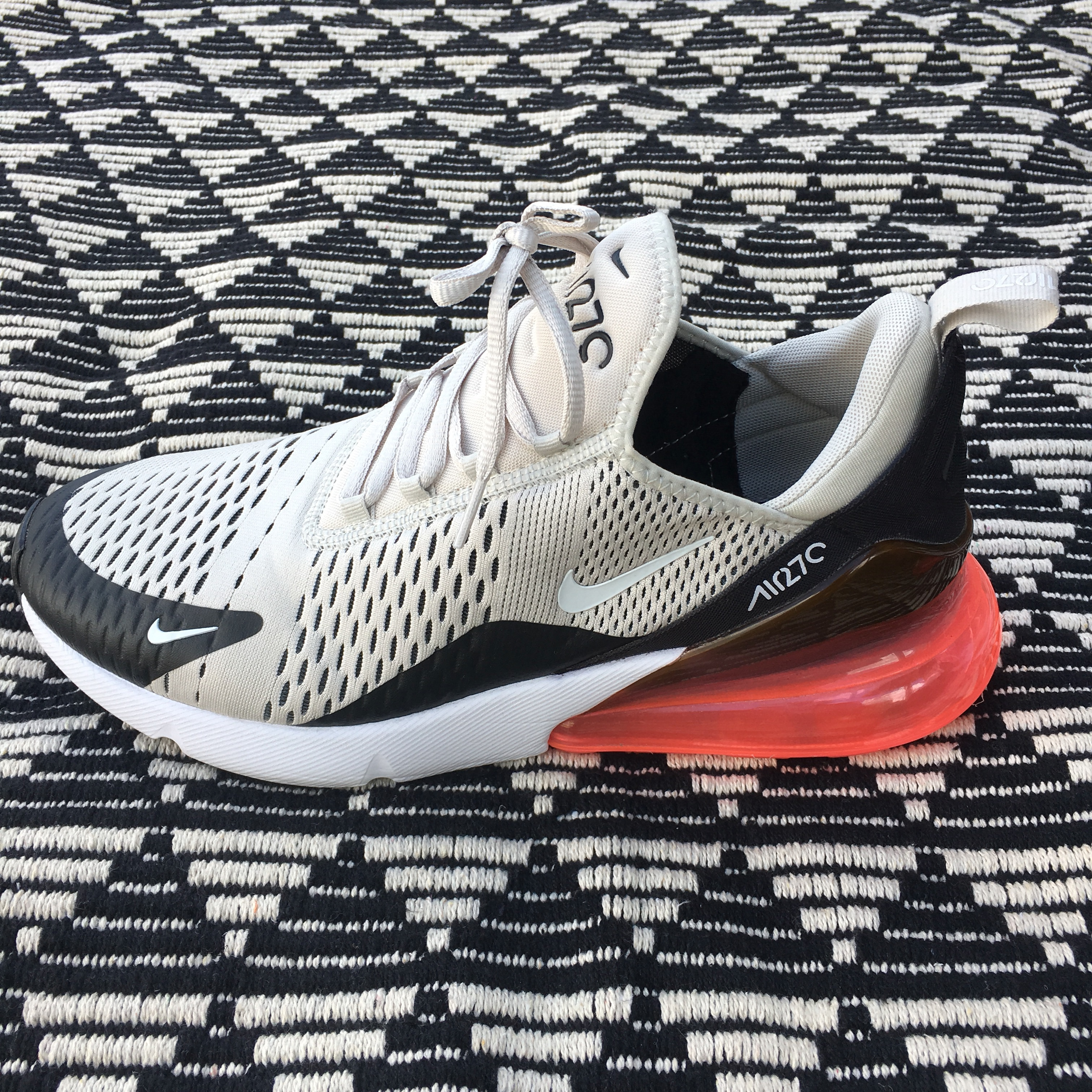 on feet at detailed look new lifestyle Nike Air Max 270 Vapormax Release Year: 2017 Mens... - Depop