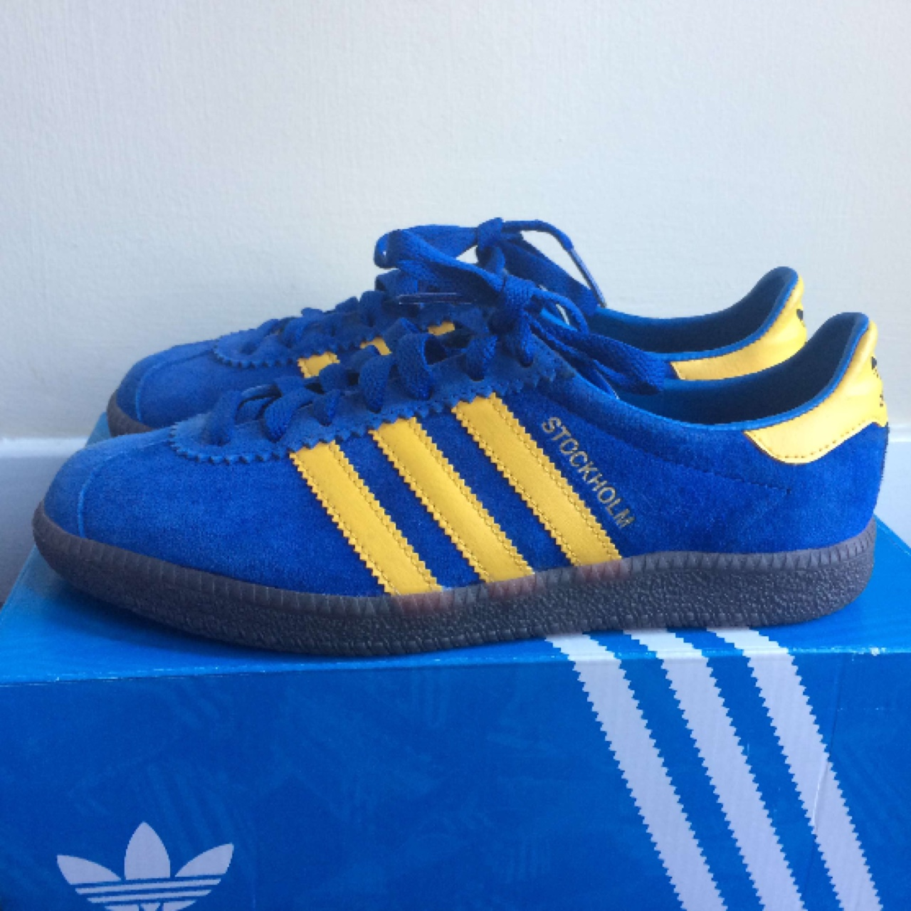 Adidas Stockholm trainers. Excellent condition. Any...