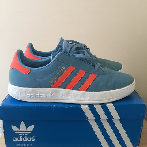 outlet store ae83d 05bc6 Rare Adidas Trimm trabb trainers.- 0