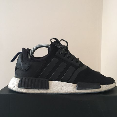 c56ebf8c8 Adidas NMD trainers. Size 7. Pre-owned. Box for display Any - Depop