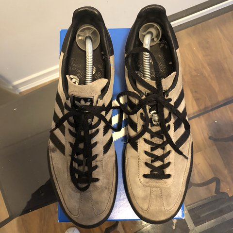 Adidas Jeans trainers. Used condition. Size 10. In need of a - Depop e7348e89c