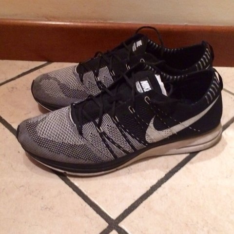 144ce6e0749dad ... official price drop nike flyknit trainer unpadded size 105 depop c1aee  d8999