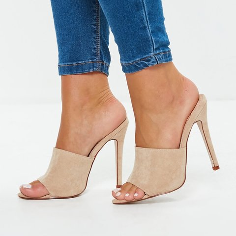 880a1e1f17 @alexcampbell1. 8 months ago. Manchester, United Kingdom. Missguided Nude  Peep Toe ...