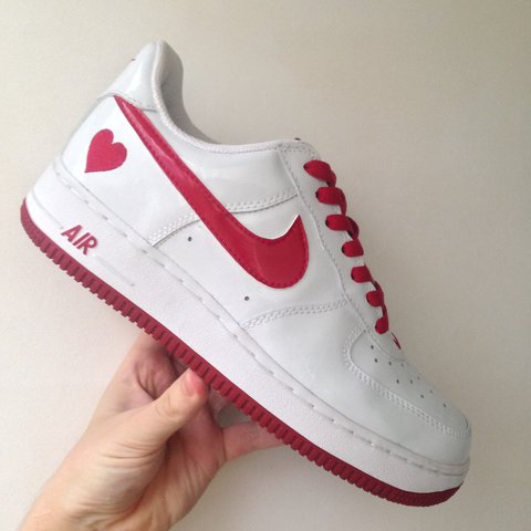 Dead Stock Air Force 1 Valentine S Day 2004 Release Style 6 Depop