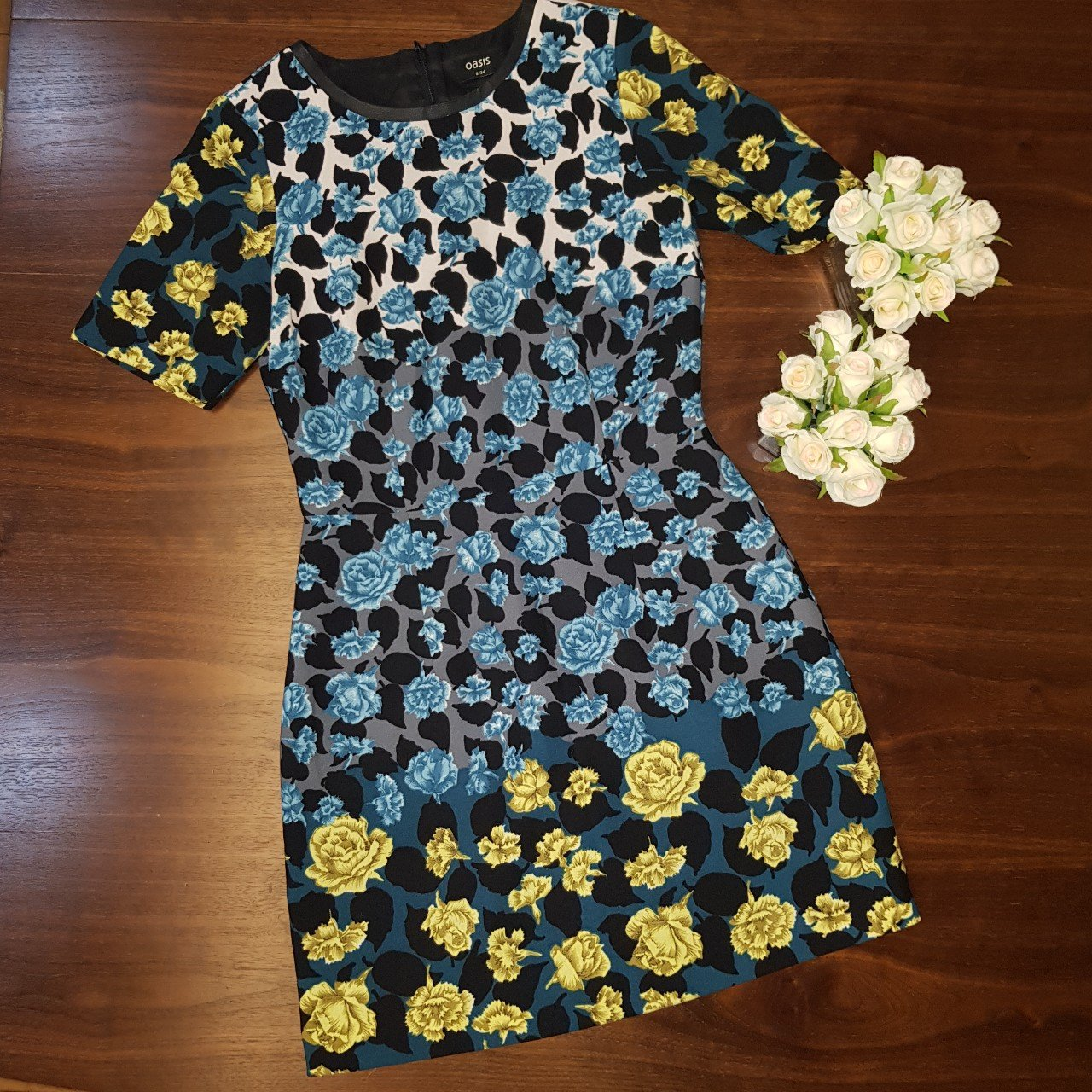 eea8a44a219 Oasis floral dress 🌼🌼🌻🌺 Codnition as