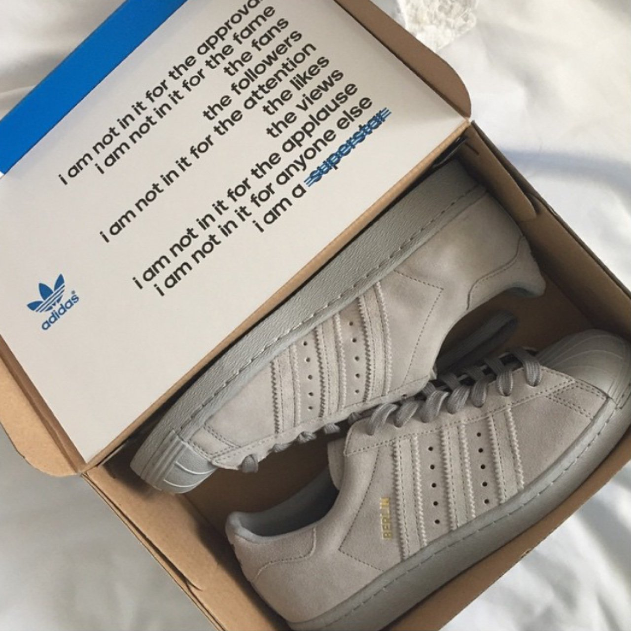 size 40 d54fe 99e62  sophietej. 2 years ago. Bishops Cleeve, United Kingdom. adidas superstar  80s city pack berlin. ...