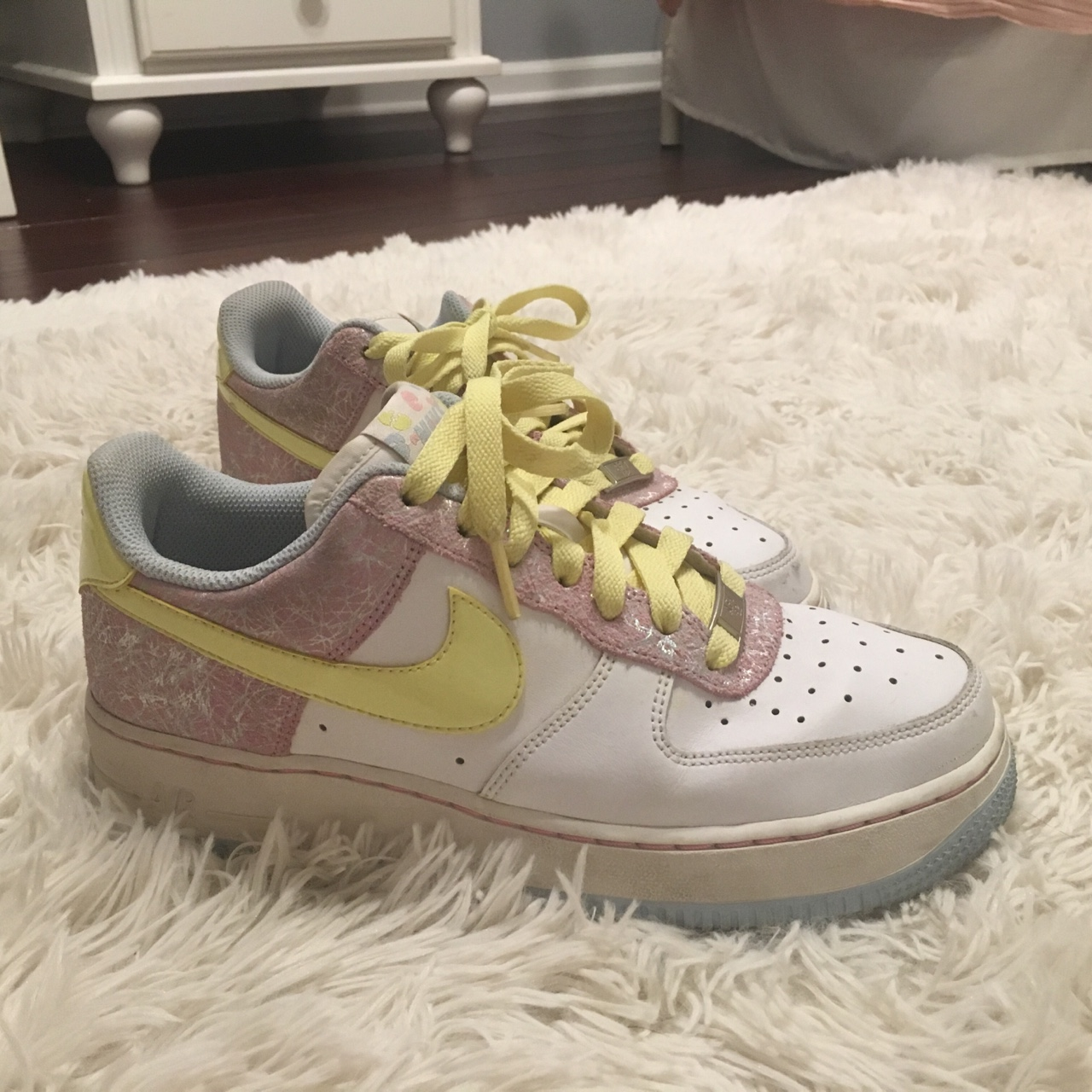 Nike air max 90. Pastel colored. Came out last Depop