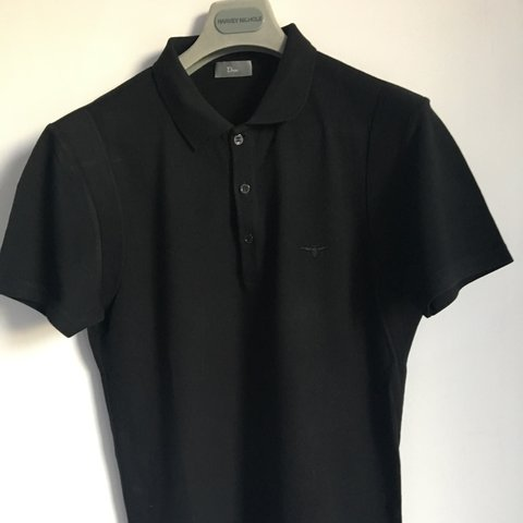732fa6df Men S Dior Polo Shirt Season Ss16 Only Worn A Few Times Depop
