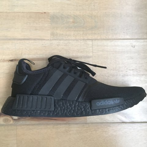 83f7c0a12 @legit_100. 2 years ago. London, United Kingdom. Adidas R1 NMD UK Size 9. Triple  Black Edition