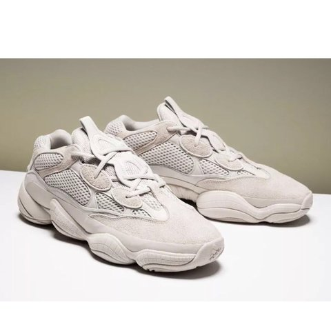 ea15f48a9 Adidas yeezy 500 Blush Brand new with box Unworn UK 8 Any - Depop