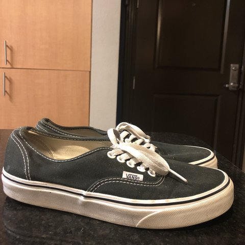 ad39c39f1b AUTHENTIC VANS love these shoes but I never wear them    and - Depop