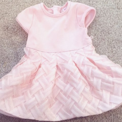 1c9f1c697566 Gorgeous baby girl ted baker dress size 0-3 months. Pictures - Depop