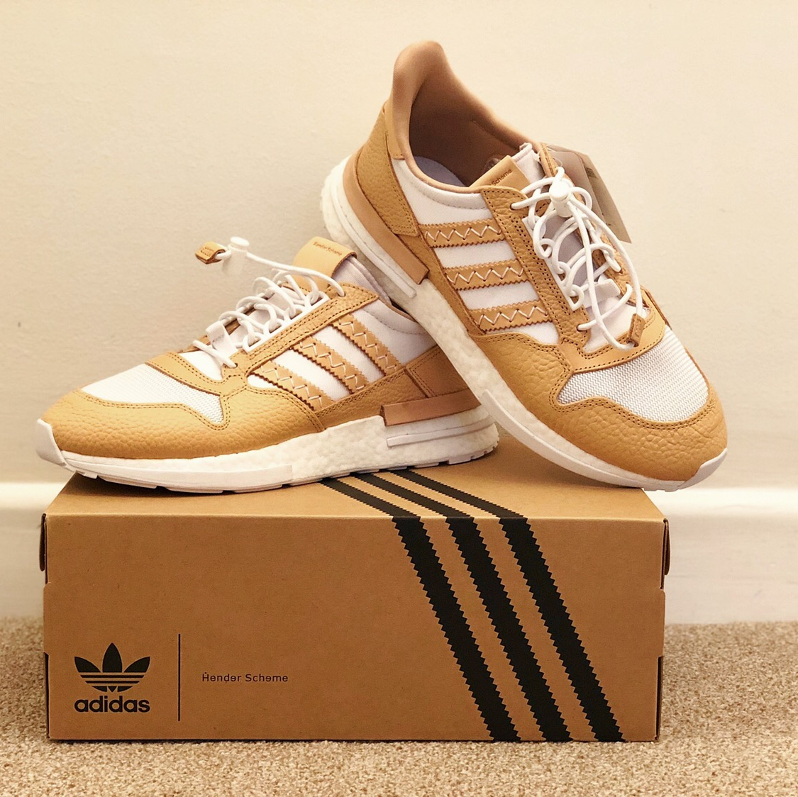 new arrival 5c15e 4abe7 Brand new with tags adidas Originals x Hender Scheme ...
