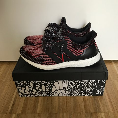 3f98848309d5f Adidas CNY Ultra Boost 3.0 Condition  10 10 Size  US the - Depop