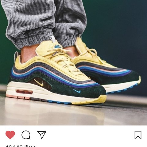 f94dc185120 Just copped the beautiful nike x sean wotherspoon air max
