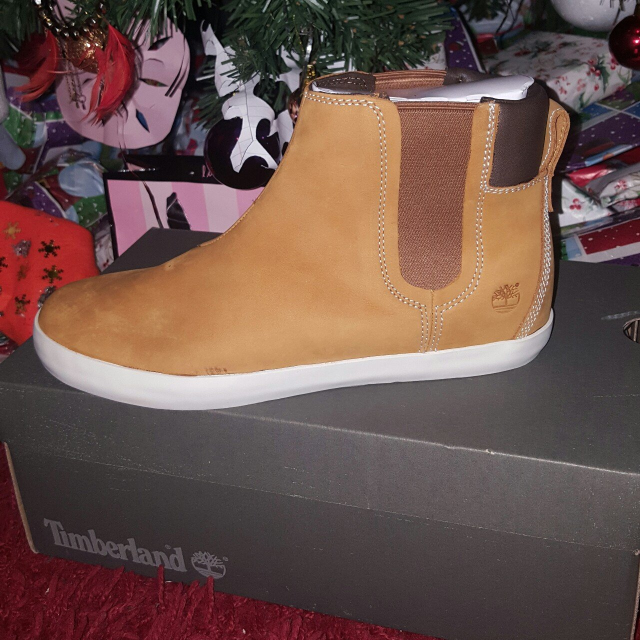 Womens Timberland Sneaker boot in wheat EU 40  fc1edfefc3