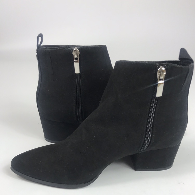 Day Valerie Black Women's Ankle Boots