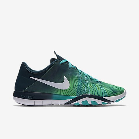 f4ee4c89b98e MUST GO  price reduced  NIKE TRAINERS FREE TR6 in jade and - Depop