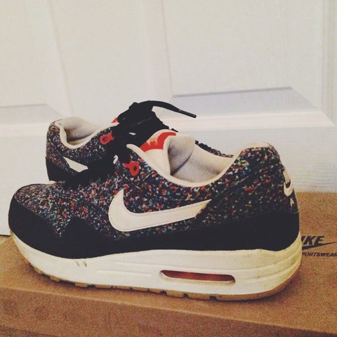 1d0d49af72 Nike Air Max 1 Liberty Print limited edition In amazing RVP - Depop