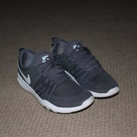 531a9801118 Nike training free Tr 7 Sneakers in grey. Super comfy Nike I - Depop