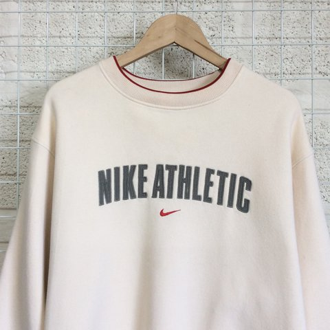 1c1023b9 VINTAGE NIKE ATHLETIC SWEATSHIRT SIZE L CHEST 24