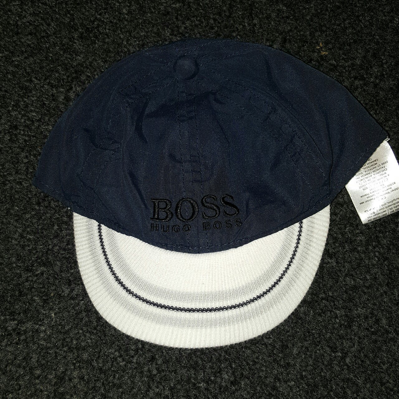 5c3e58196d7 Genuine baby boy hugo boss hat Immaculate condition Size x - Depop