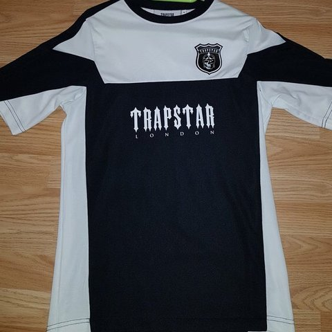 e648f797f4fa @l3rking. 2 days ago. United Kingdom. Trapstar football Jersey / top 2017 limited  edition sold out ...