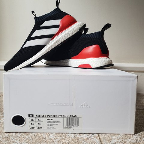 a9f90eae498c @d11227. 2 months ago. London, GB. Adidas Ace 16+ Purecontrol UltraBoost '  ...