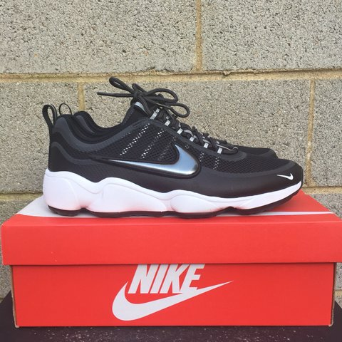 65af41f26c60e Nike Zoom Spiridon Ultra sneaker in black and metallic
