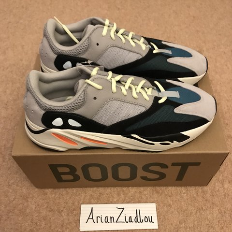 fceaa1a3dd1 Yeezy Wave Runner 700 UK 11.5 -Size  UK 11.5   US Brand New - Depop