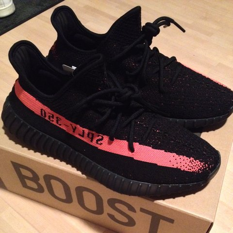 5f0f93f01 WTS  Yeezy Boost V2 Red