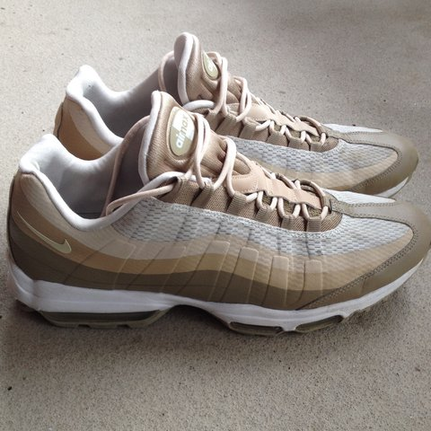 fc93dc7428d9 Nike Air Max 95 Ultra Brown Size  US12