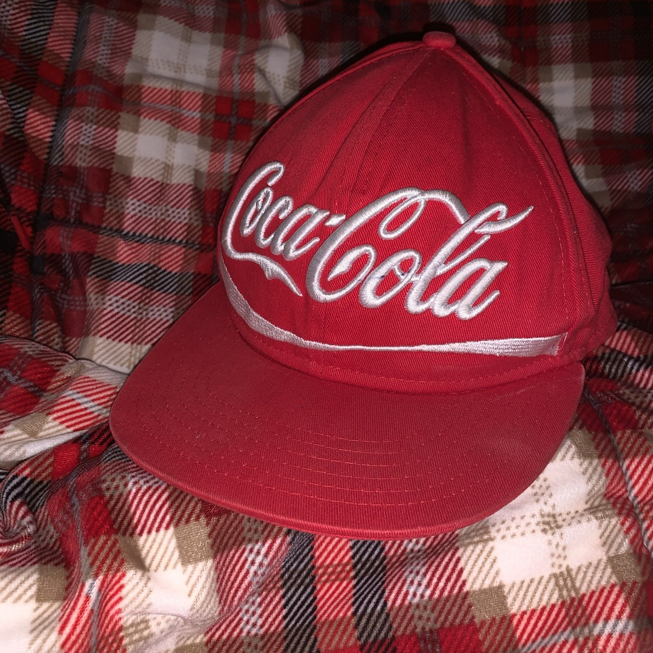ad8a92b96ca Coca Cola snapback. Good condition. - Depop