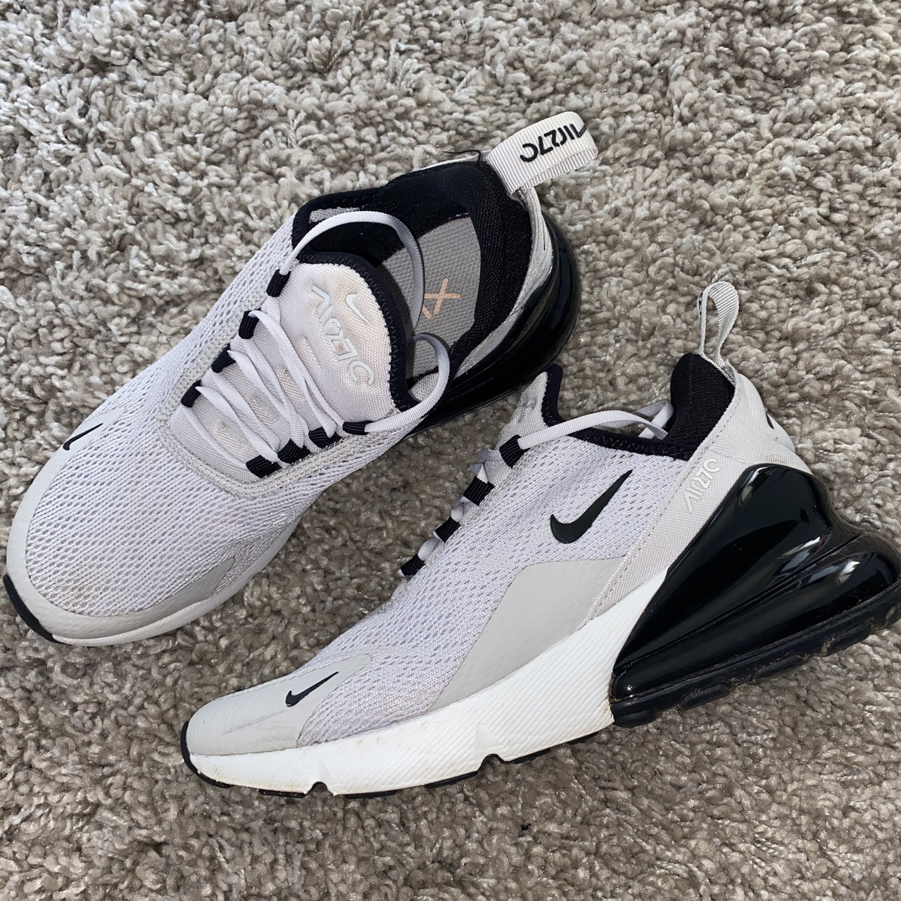 Women's Nike Air Max 270, size 4, Still in a great...