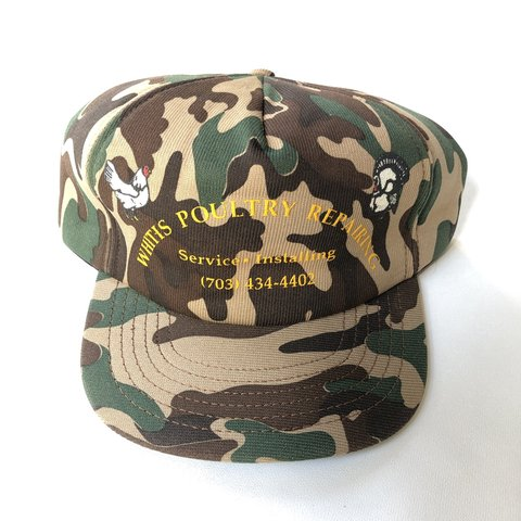 257a234c4a2f02 @jecroyd. 8 months ago. Ashburn, United States. Vintage Camo Hat