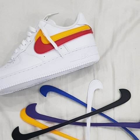 nike air force 1 swoosh pack