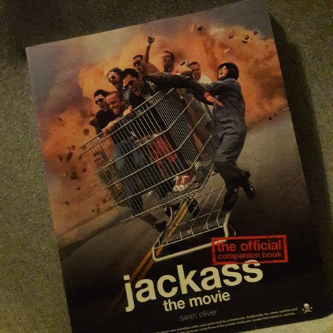 Pity, jack ass official