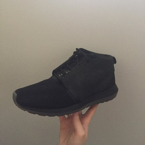separation shoes 045c3 74b32 Nike roshe run sneaker boots-- 0