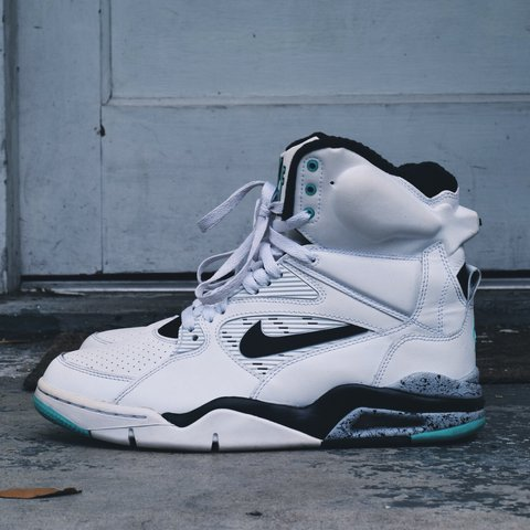 3c993f3bf7f65 Nike Air Command Force Retro  bought these bad boys new and - Depop
