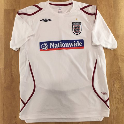 93cd34509e @1992apparel. last year. United Kingdom. England Shirt Classic Umbro with  Nationwide Sponsor