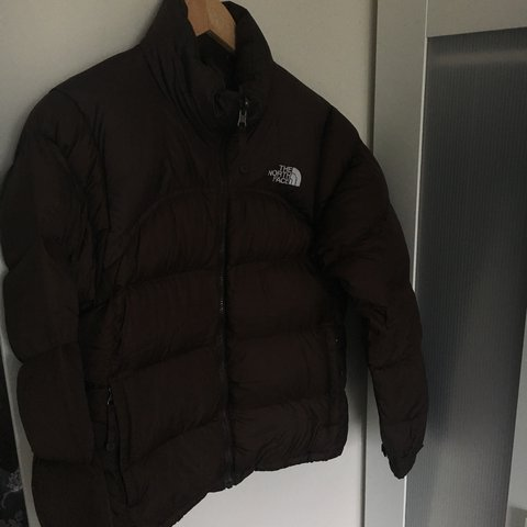 The north face women s 700 down nuptse puffer jacket in • to - Depop e562949c6