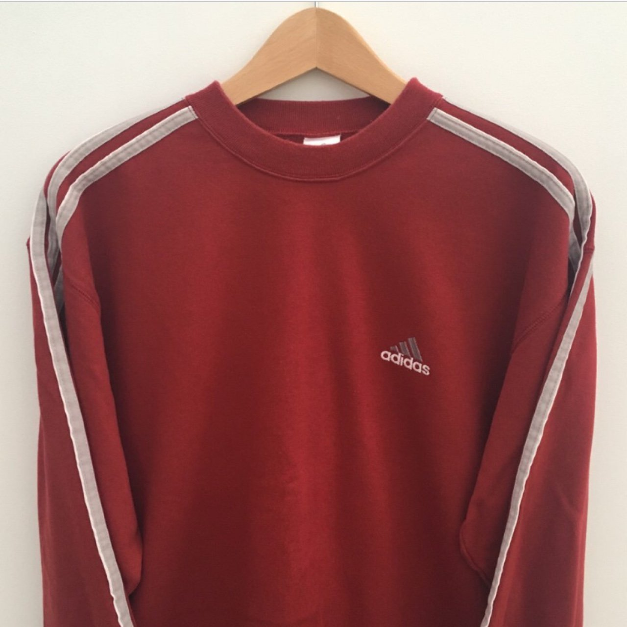 bea035c59 Condition Depop Size Adidas Medium Vintage Sweater amp; Great Cwt0Tq
