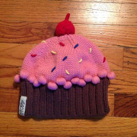 ab468f9cf11 Neff cupcake hat! That hat has never been worn and is in It - Depop