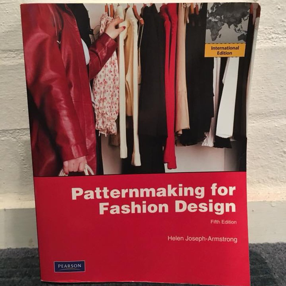 Patternmaking For Fashion Design 5th Edition Depop