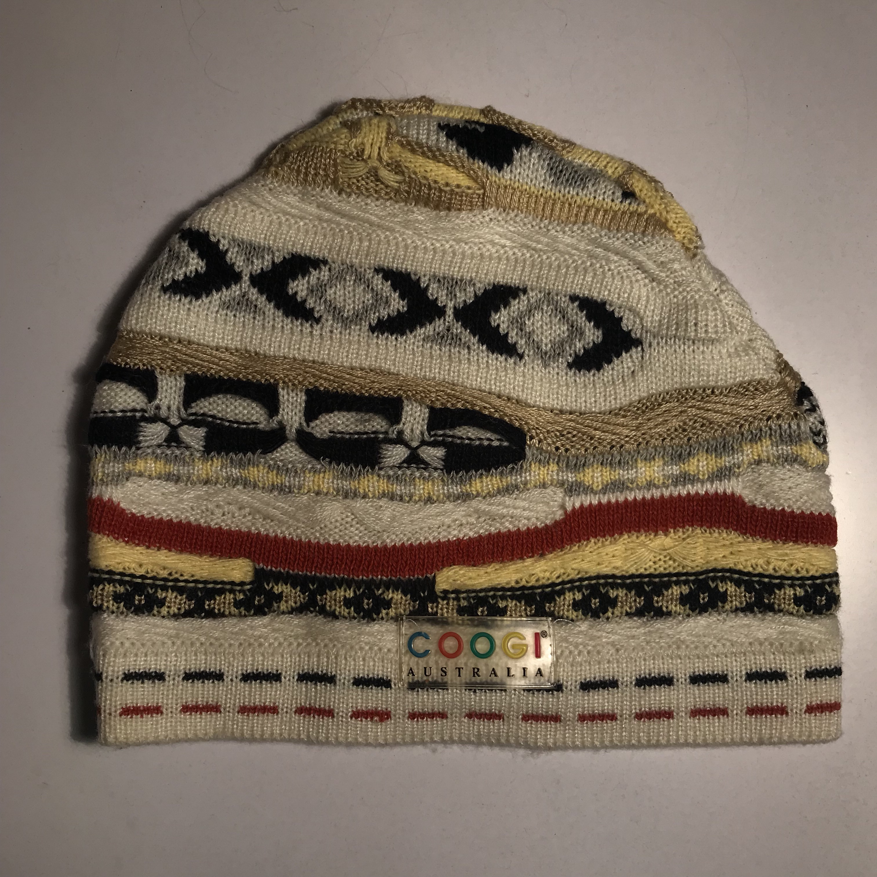 Vintage coogi beanie. Great condition brand new quality and - Depop eef475cb7df