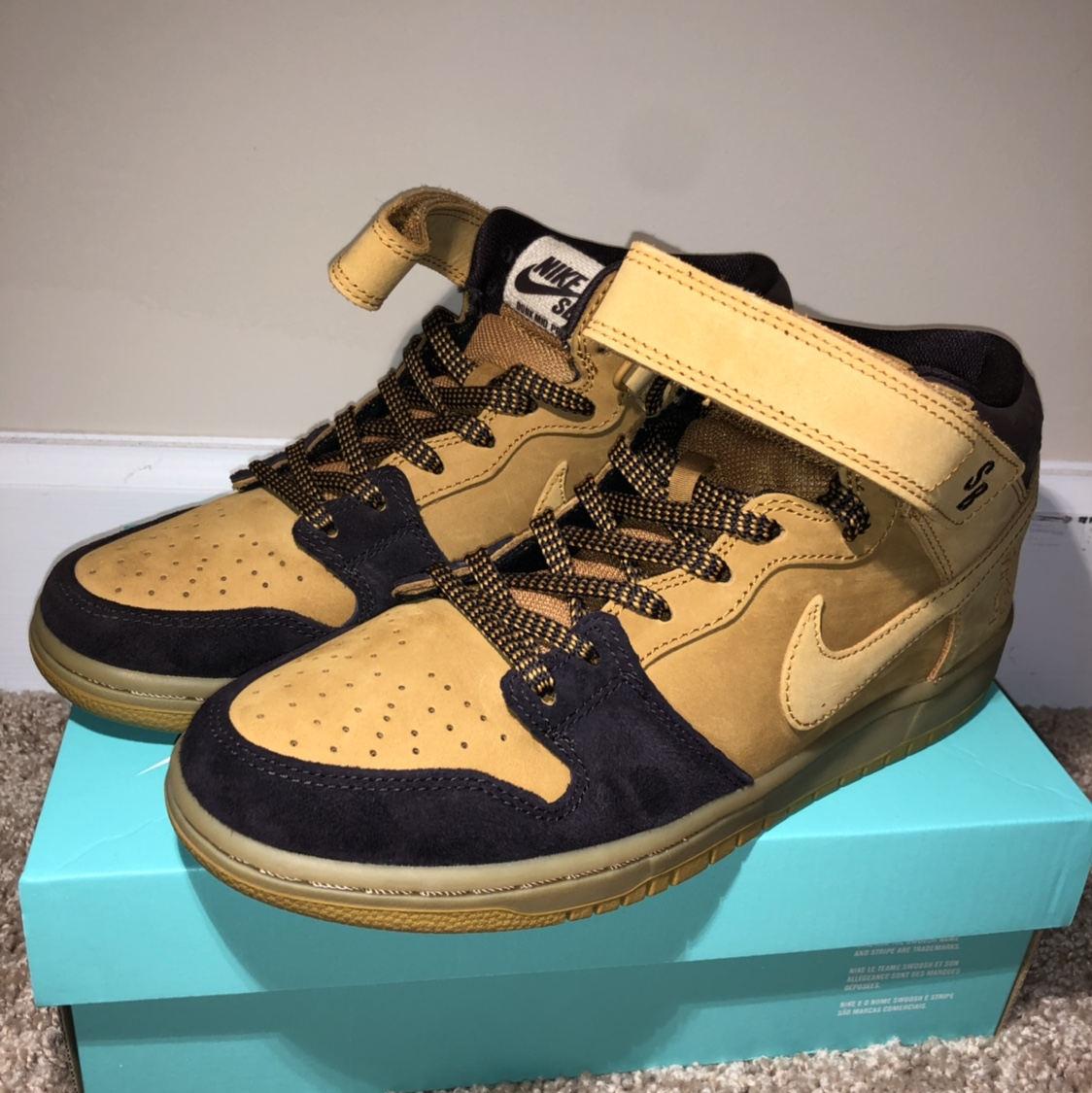 wholesale dealer baa13 b33df Nike SB Lewis Marnell Tribute shoes, brand new never ...