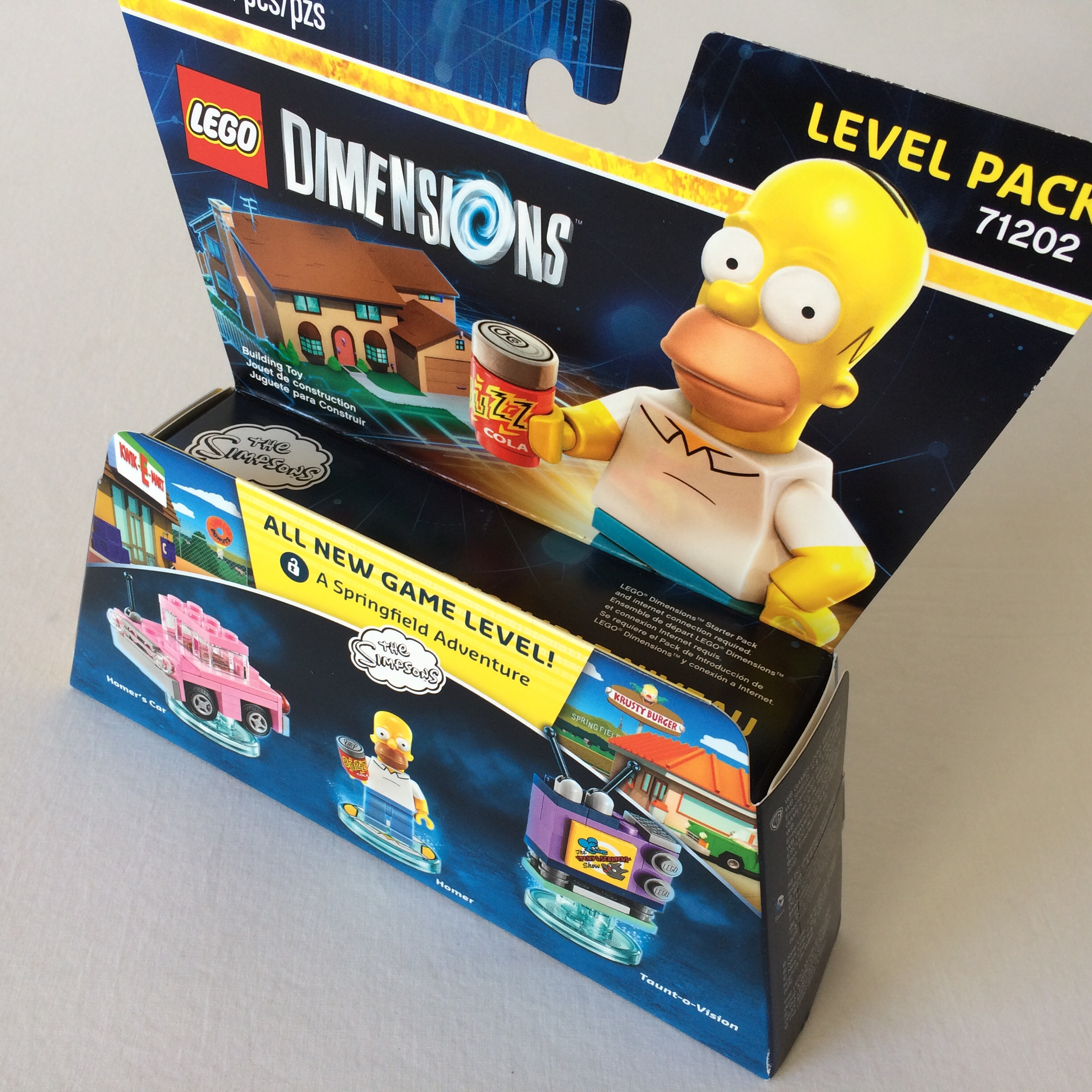 Level Dimensions The Depop Simpsons Lego PackBrand w80kPnOX